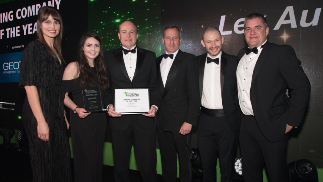 2017 Leasing Company of the Year: Lex Autolease