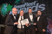 GreenFleet Awards 2018: IT Innovation Awartd winner TrakM8