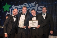 GreenFleet Awards 2018 Leasing Company of the Year: LeasePlan UK