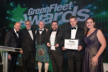 GreenFleet Awards 2018 Charging & Infrastructure Provider: eVolt