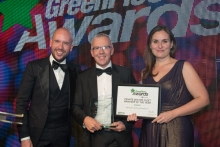 GreenFleet Awards 2018 Private Sector Fleet Manager of the Year: Mark Squires, Northern Power Networks