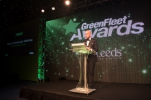 GreenFleet Awards 2018: Presenter Tom Allen