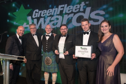 Charging & Refuelling Infrastructure Provider of the Year 2018: eVolt