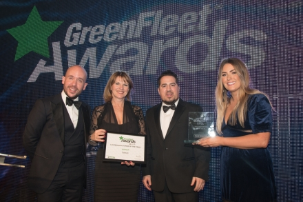 GreenFleet Awards LGV Manufacturer of the Year 2018: IVECO